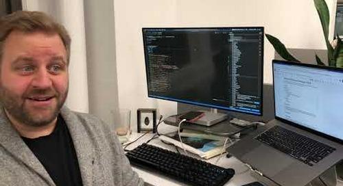Roacher of the Week: Bram Gruneir, Technical Account Manager at Cockroach Labs