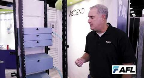 CI&M features Doug and our ASCEND™ solution at BICSI Fall 2019