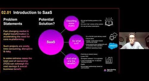 SaaS for Automotive Finance