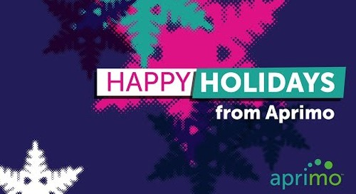 Happy Holidays from Aprimo! (2019)