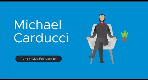 Tanzu.TV - Between Chair and Keyboard - The one with Michael Carducci