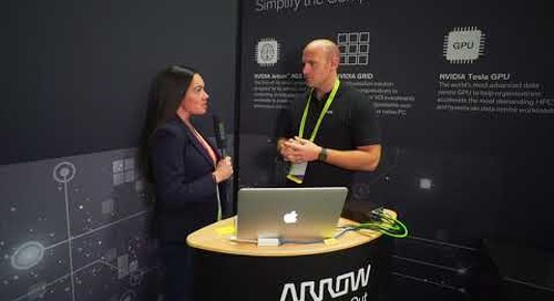 Interview with Sarah Mannion technology evangelist from NVIDIA