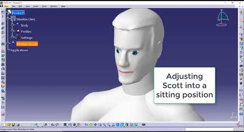 How to Change/Save/Load Manikin attributes from a Human Catalog