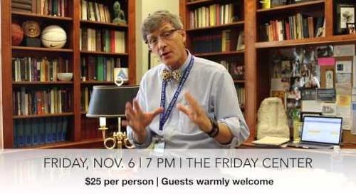 Dr. Denton | Parent News Video | October 23, 2015