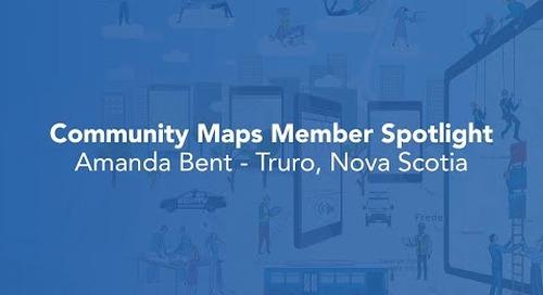Community Maps Member Spotlight - Truro, Nova Scotia
