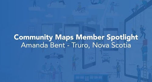 Community Maps Member Spotlight - Truro, Nova Scotia