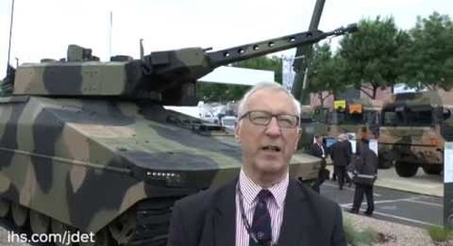 Eurosatory 2016: Rheinmetall unveils the Lynx tracked infantry fighting vehicle