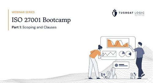ISO Bootcamp Webinar Series: Part 1 - Scoping and Clauses