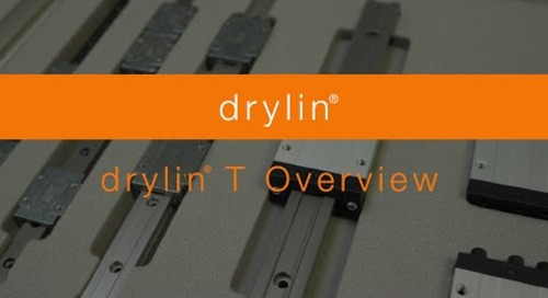 Overview - drylin® T linear bearings