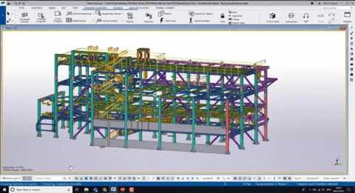 Access to Drawings is Easier than Ever Before - Tekla Structures 2021