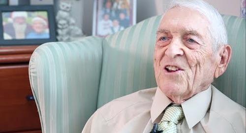 Ken Shoultz - Honouring a pioneer of the College