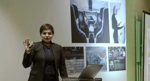 UX as a Tool for Human-Machine Collaboration by Rashmi Rao, HARMAN @QtWS18 Keynote – Built with Qt