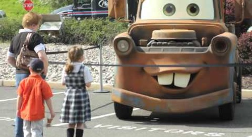 Cars 2 Tour in Allentown