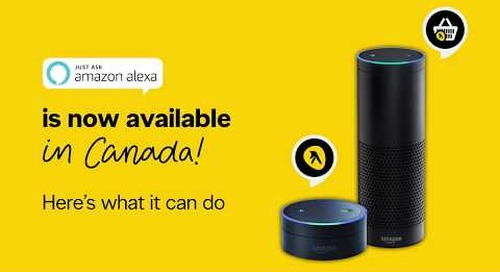 Yellow Pages Launches YP and YP Grocery Skills for Amazon Alexa