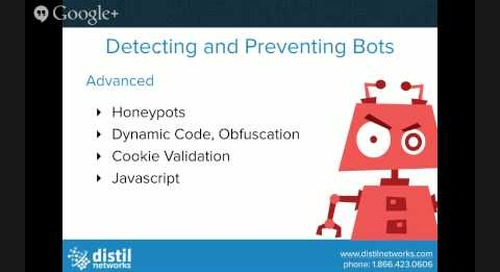 How To Protect Your Website From Bot Attacks
