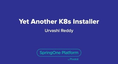 Yet Another K8s Installer