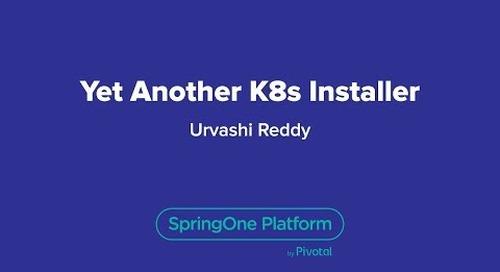 Yet Another K8s Installer
