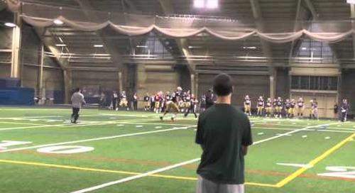 Notre Dame Football Highlights - April 4