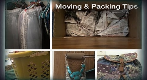 Moving & Packing Tips