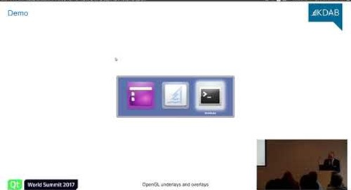 QtWS17 - Integrating OpenGL with Qt Quick 2 applications, Giuseppe D'Angelo, KDAB