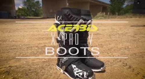 X-Pro V MX Boots