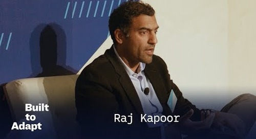 Flying Cars to Go With Our 140 Characters—Raj Kapoor, Lyft