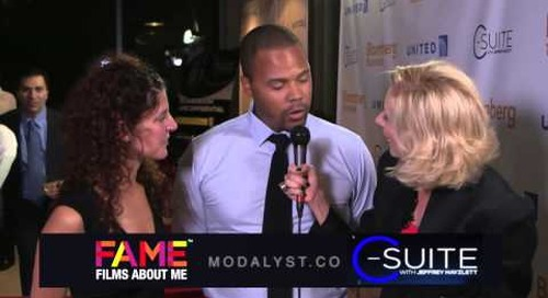 From the C-Suite Red Carpet: Jill Sherman & Alan Miguel