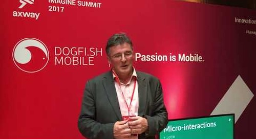 Interview of Imagine Summit 2017 sponsor – DOGFI.SH Mobile