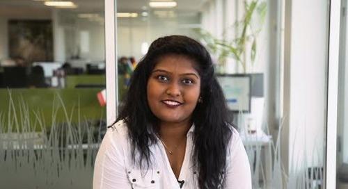 EcoVadis Employee Testimonial: Ishwaree Bheenick, Customer Engagement Team Leader