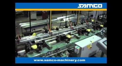 Samco Machinery Garage-Door-Track-Full-Line