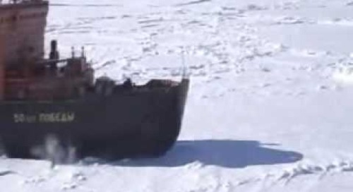 50 Years of Victory's Maiden North Pole Voyage