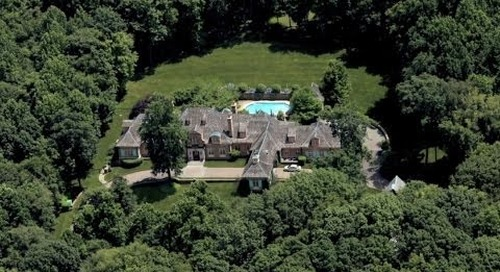 French-style Country Manor, Mendham Boro NJ - Real Estate Homes for Sale