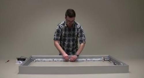 FH1001 Lightbox: LED Lighting Assembly