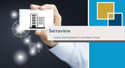 Serraview: Space optimization