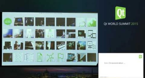 QtWS15-  The CPU Usage Analyzer for Device Creation, Ulf Herman, The Qt Company