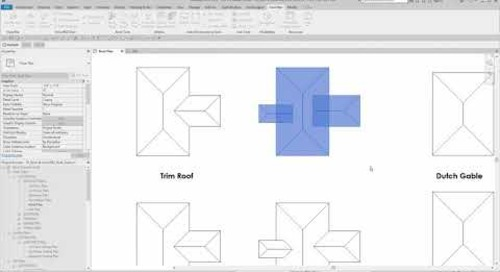 10-1-18 VisionREZ 2019 Editing Tools For Revit Roof's