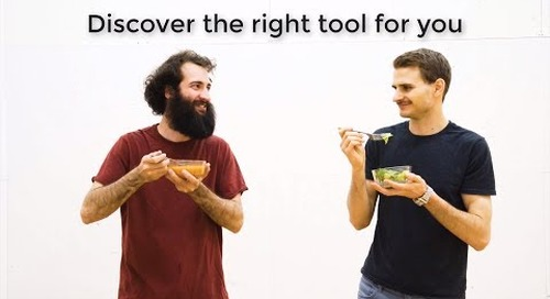 Discover the right tool for you