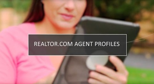 Don't ignore your realtor.com® agent profile
