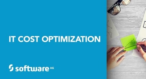 IT Cost Optimization