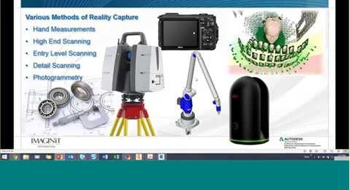 The Benefits of Reality Capture for Manufacturing