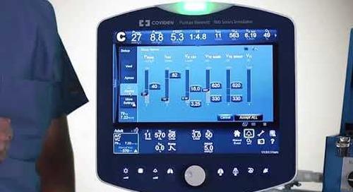 Puritan Bennett 980 Ventilator - Mode Changes