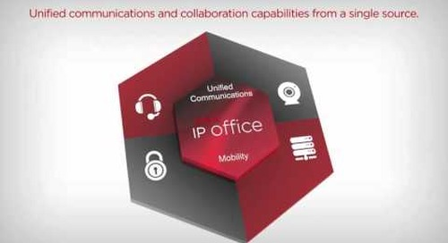 Avaya Communications Solutions for the Midsize Company