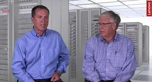 Lenovo Storage Presents Ask The Expert: Lenovo Data Center Group And Veeam Software