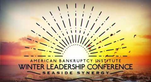 2019 Winter Leadership Conference - promo 48 sec.