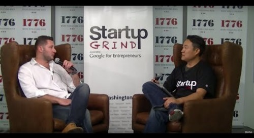 Startup Grind DC: Fighting the Bots with Rami Essaid of Distil Networks