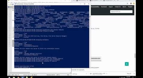 Windows Stemcell Step 5: Stembuild Package