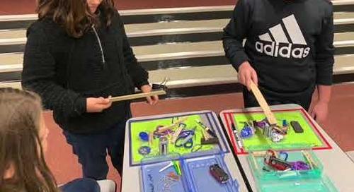 "Follett Challenge 2018-19 ""Growing Dendrites"""