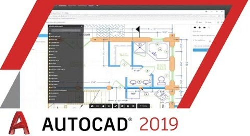 AutoCAD 2019: Shared Views