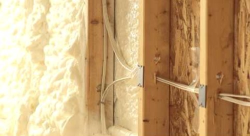 Homeowner Testimonial - Icynene Spray Foam Insulation http://www.icynene.com