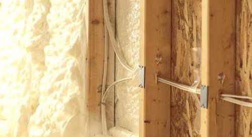 Homeowner Testimonial - Icynene Spray Foam Insulation http://www.icynene.com